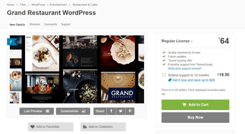 plantilla-grand-restaurant-wordpress